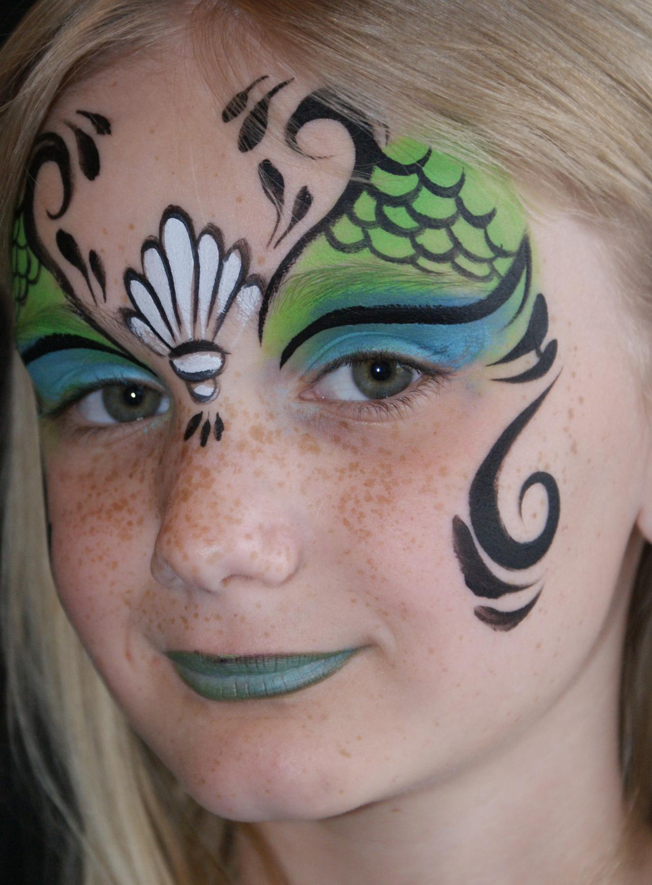 face paint by vicki face painting